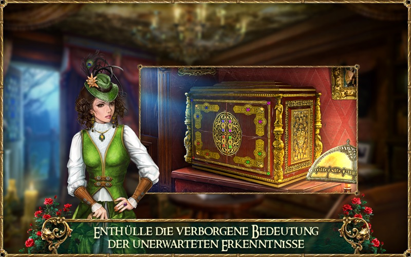 Vergessene Orte - Das wiedergewonnene Schloss Screenshot