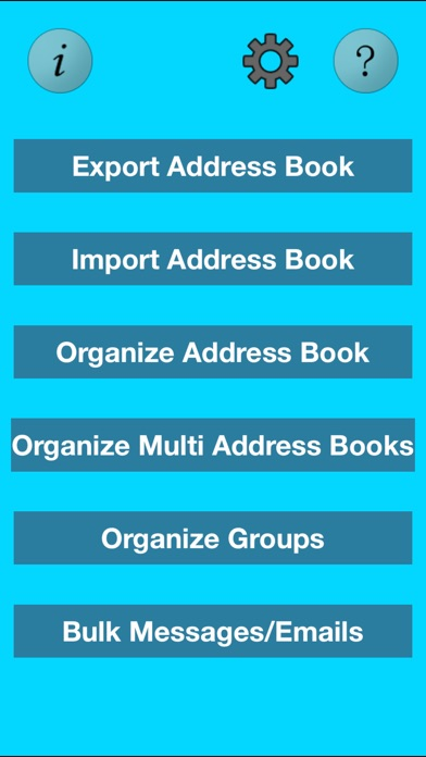download Free Bulk SMS Multi Address Book Organizer+ apps 4