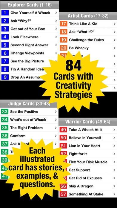 Creative Whack Pack Screenshot 4