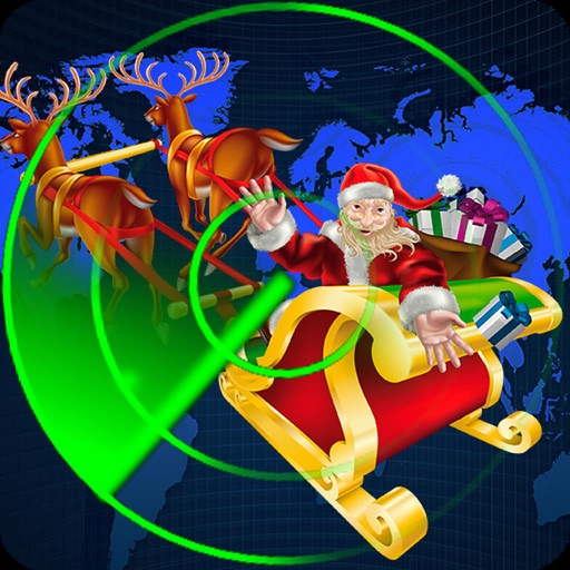 Santa Claus Radar iOS App