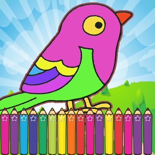 Coloring Book of Farm Animal World for Preschool iOS App