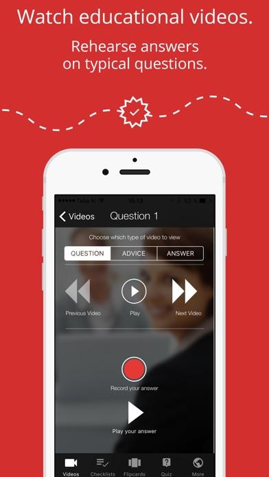Job Interview AppСкриншоты 2