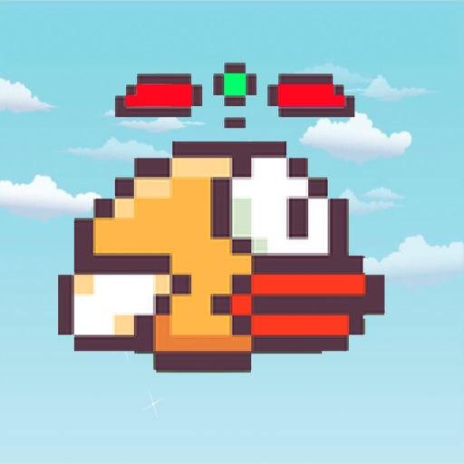 Flappy Copter Bird-Original Classic Game Back iOS App