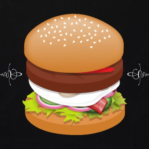 Burger Maker - Cooking Rush Game for Kids iOS App