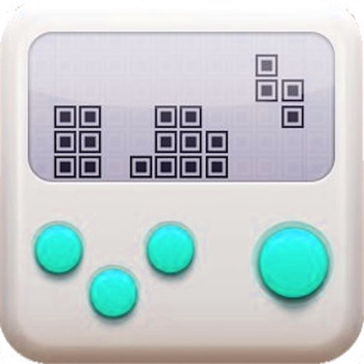 Handheld gaming City-Block elimination iOS App