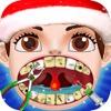 Christmas Dentist Mania - Free Kids Doctor game