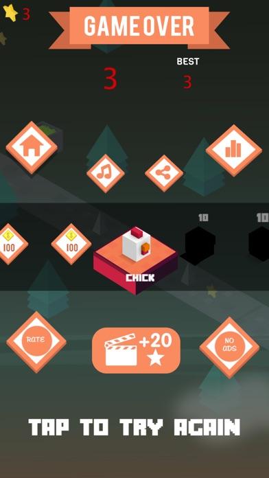 Hoppy Road Deluxe - Endless Arcade Jumper Screenshot
