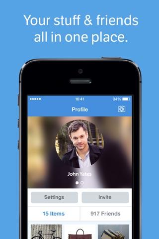 SPIKE BOX : Share your stuff ! screenshot 4