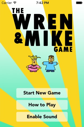 The Wren and Mike Game screenshot 1