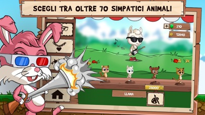 Screenshot of Fun Run 2 - Multiplayer Race3