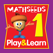 Mathseeds Play and Learn 1 App Icon Artwork