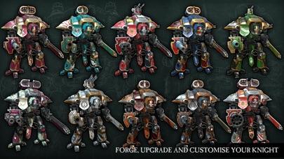 Screenshots of Warhammer 40,000: Freeblade for iPhone