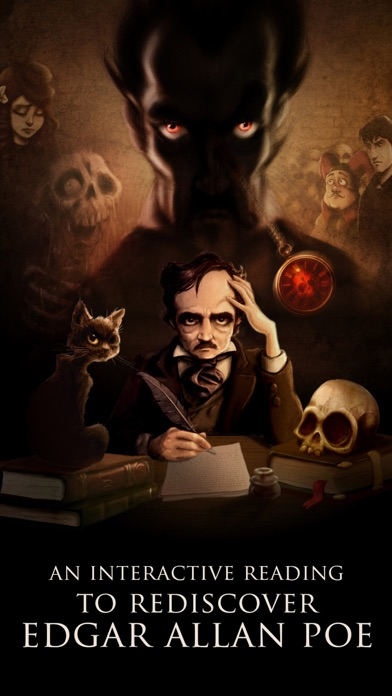 iPoe Vol. 3  – Edgar Allan Poe Screenshots