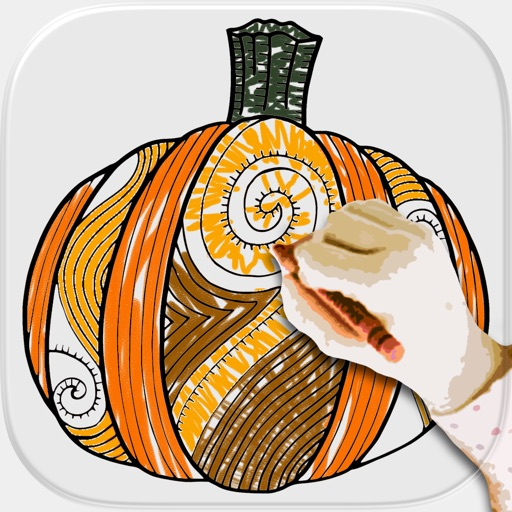 Halloween Coloring Book For Kids And Toddlers Free iOS App