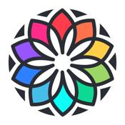 私塗り絵本 - 大人向け塗り絵本: 塗り絵、曼荼羅、パターン、ゲーム、そして美しい色彩のあるページ