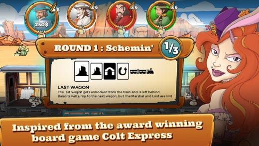 Colt Express Screenshot