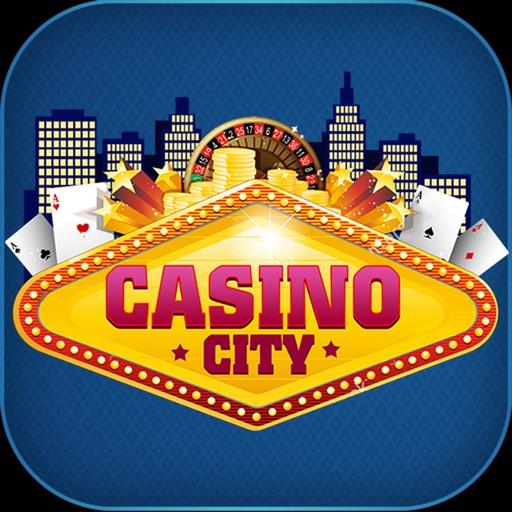 Casino City iOS App
