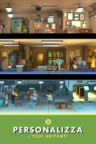 Fallout Shelter screenshot 3
