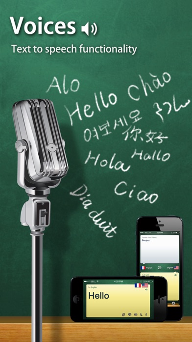 download Traductor iHandy Pro apps 1