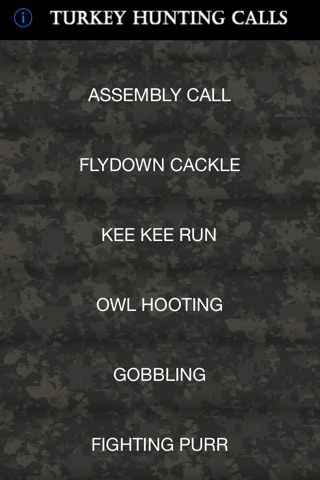 Turkey Hunting Calls screenshot 2