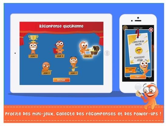 Screenshot #6 pour iTooch Les Bases des Maths