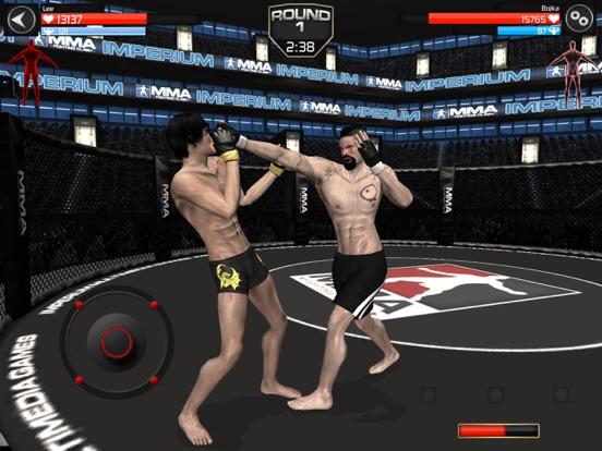 Скачать игру MMA Fighting Clash
