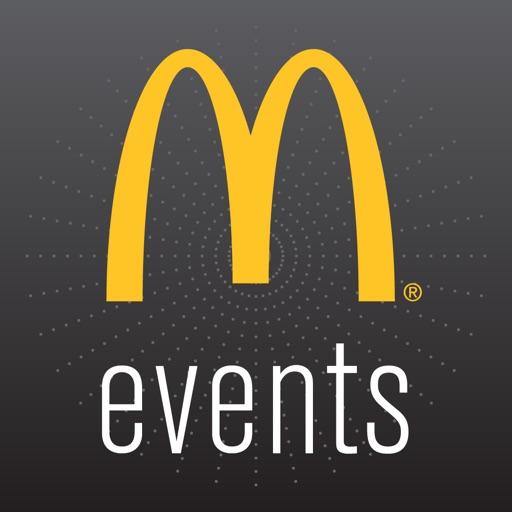 McDonald's Worldwide Supply Chain iOS App