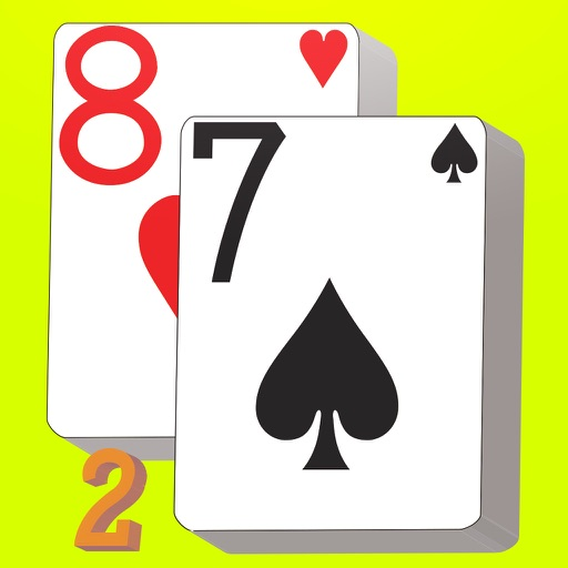 Card Solitaire 2 Free - Brain Puzzle to Enjoy Time iOS App
