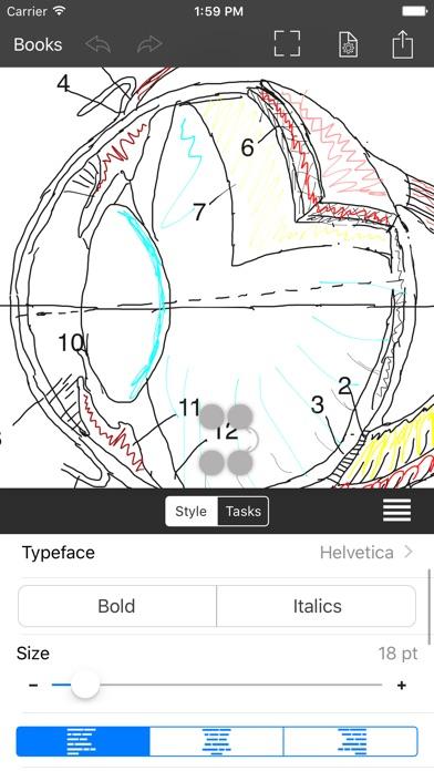 Pen and Paper Screenshots