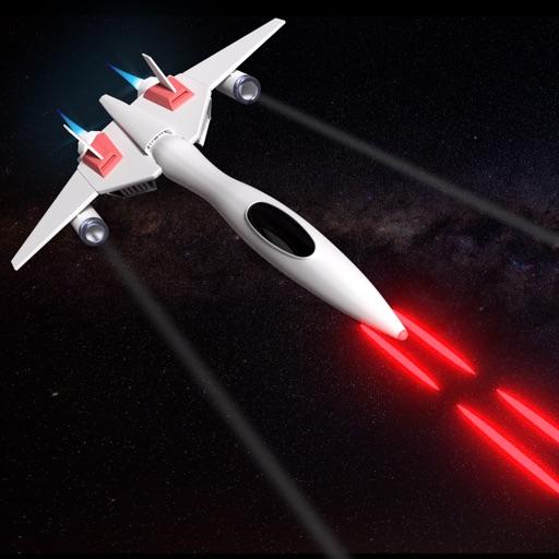 Incident X - Deep space plasma hell shoot them up iOS App