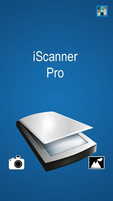 iScanner Pro - PDF sc... screenshot1