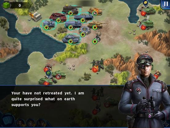 Glory of Generals 2 на iPad