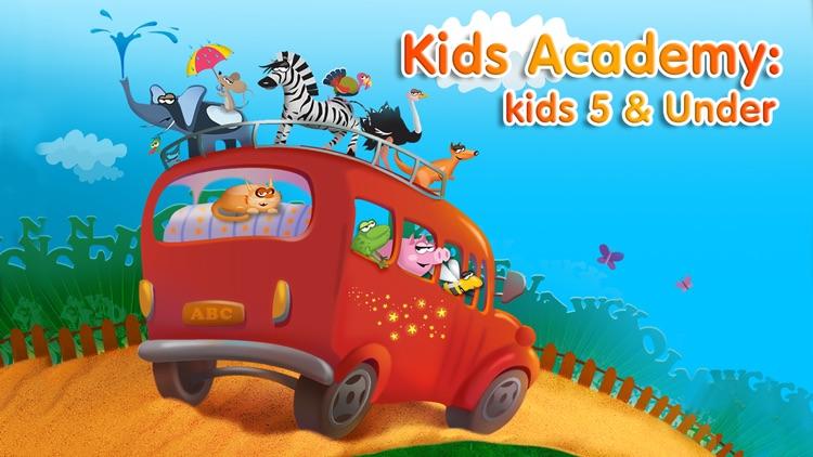 Preschool & Kindergarten learning kids games free by Kids Academy ...