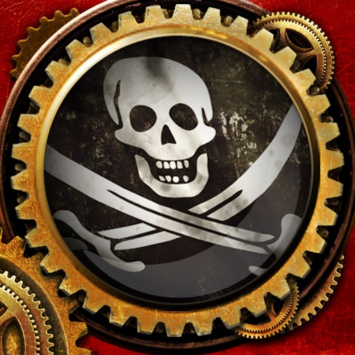 Crimson: Steam Pirates for iPhone
