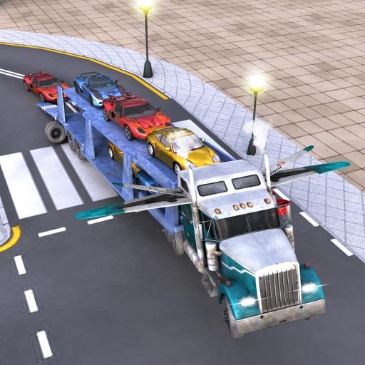 Car Transporter Simulator 2017 iOS App
