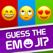 Guess the Emoji! - Emoticon Pic Puzzle Quiz Game!