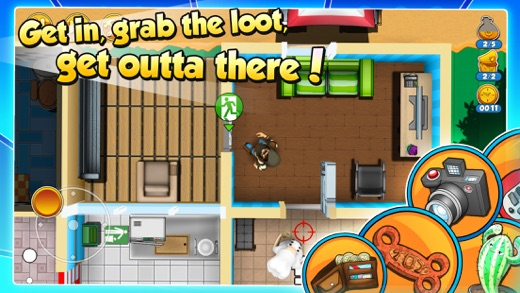 Robbery Bob 2: Double Trouble Screenshots