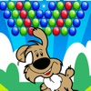 Puppy Dog Pop Bubble Ball Shooter