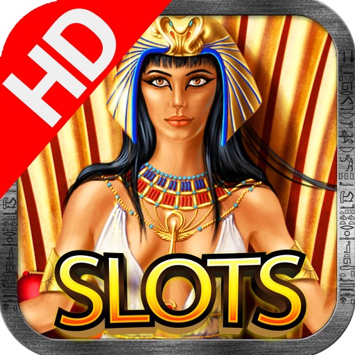 Amazing Casino Slots: Spin Slot Pharaoh Machine iOS App