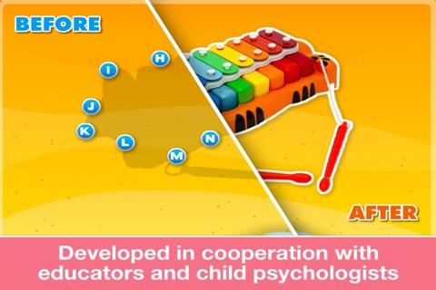 Letter quiz • Alphabet School & ABC Games 4 Kids screenshot 4