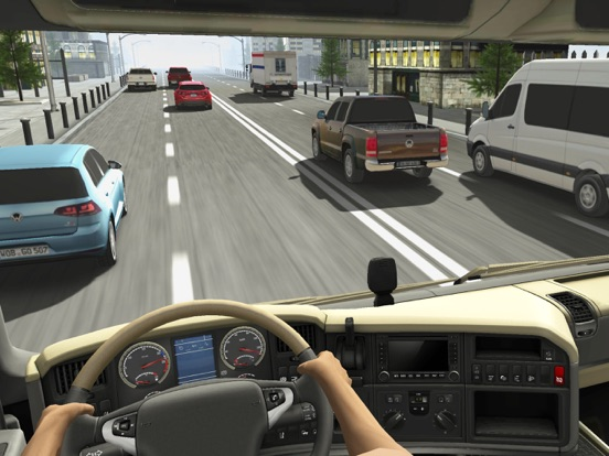 Игра Truck Racer 3D