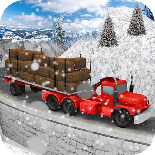 Real Truck Cargo Drive : 3D Tractor Sim-ulator iOS App