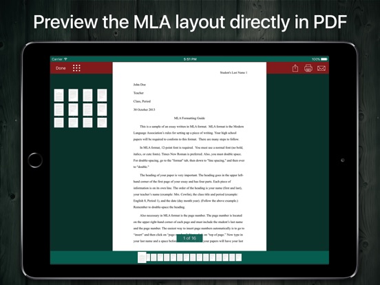 mla format software free download
