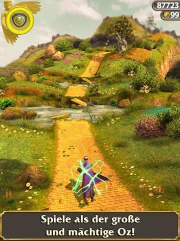 Temple Run: Oz Screenshot