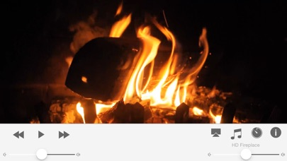 download Ultimate Fireplace HD for Apple TV apps 2
