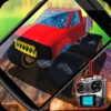 Monster Toy Truck Control virtual machine tool
