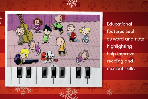 A Charlie Brown Christmas + iMessage Sticker Pack! screenshot 3