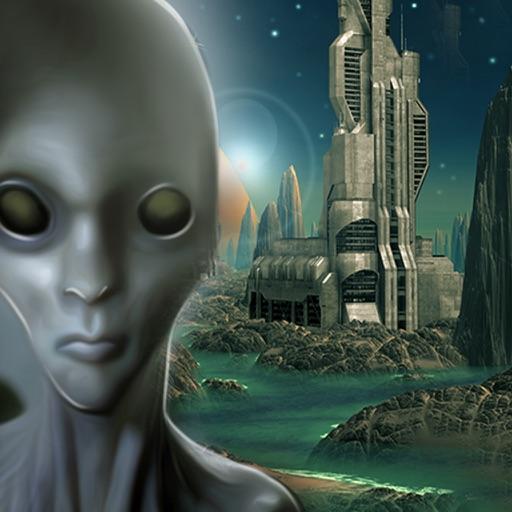 Escape Game Alien Planet iOS App