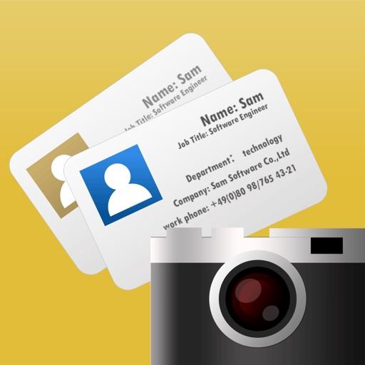 SamCard-Card Reader&business card scanner&visiting App Ranking & Review