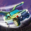 Flying SUV Driver Simulator 3D Full - Try to drive or fly SUV in our futuristic car simulator! hyundai sport suv